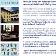 """""""Antonia Pozzi, lo studio"""", un'opera del Maestro Tino Stefanoni"""