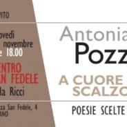 A cuore scalzo – 21 novembre a Milano